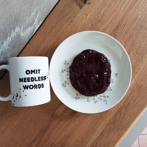 Pancake al cacao VEGANI